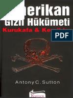 Antony C. Sutton - Amerikan Gizli Hükümeti