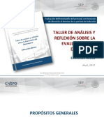 Taller Directivos 2017