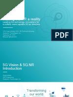 Sobre o 5G - Informações gerais 5G
