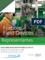 2017 Foxboro Brochure