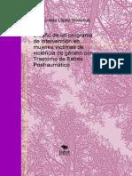 Diseno de Un Programa de Intervencion en Mujeres Victimas de Violencia de Genero Con Trastorno de Estres Postraumatico