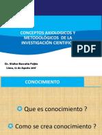 Conceptos Axiologicos y Metodológicos