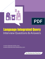 LINQ Interview Questions & Answers - By Shailendra Chauhan.pdf