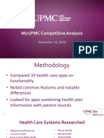 myupmc competitive analysis