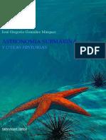 Astronomía submarina y otras historias. José Gregorio González Márquez