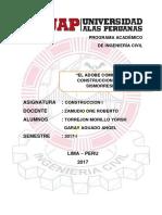 Manual de Proceso Constructivos Del Adobe