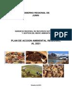 6. Plan de Accion Ambiental Regional Al 2021