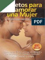 Santiago Luna - Secretos Para Enamorar Una Mujer