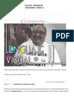 Los Elementos Básicos Del Lenguaje Visual. Escribiendo Imágenes
