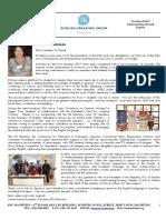 ESU-Mauritius Newsletter - July 2017
