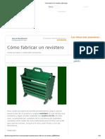 Cómo fabricar un revistero _ Bricolaje.pdf