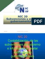 NIC 20.11