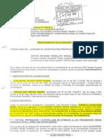 Requerimiento de Acusacion por Nombramiento indebido y aceptacion ilegal de cargo publico