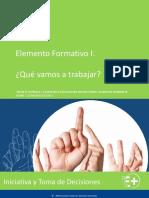 EF I Iniciativa y Toma de Decisiones Qué Vamos a Trabajar v.1.2