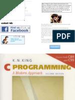 C Prog, A Modern Aproach, 2nd (2008).pdf