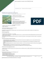 Medidas de Las Pistas de Un Aeropuerto – ASOC