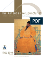 The American Acupuvcturist Vol31