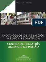 Protocolos de Atencion Medica Pediatrica