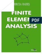 Finite Element Analysis by Mircea Radeş, 2006