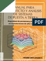Manual Puestas a Tierra P.ortuondo