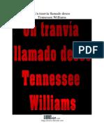 Un Tranvia Llamado Deseo - Tennessee Williams.pdf
