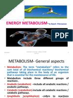 Energy Metabolism-general 3