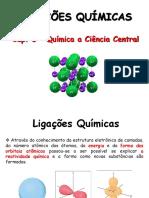 Ligações Químicas QG 2016