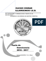 Manual de Ciudad Villavicencio 2016