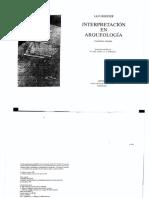 Hodder, Ian - Interpretación en arqueología. Caps 1, 7 y 9..pdf