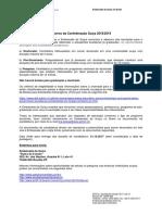 Bolsas de Excelência Do Governo Da Confederação Suíça