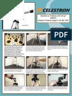 Quuick_setup-guide Celestrons Telescope