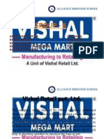 Vishal Retail Pvt