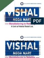 Vishal Retail Pvt