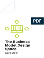 The Business Model Design Space Card Deck