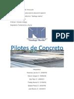 Pilotes de Concreto