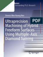 Machining of Hybrid