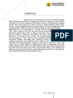 Body of Finance Report