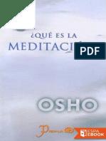 _Que es la meditacion_ - Osho (7) (2).epub