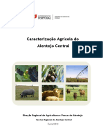 Caracterizacao Agricola Do Alentejo Central