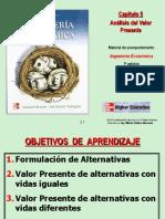Capitulo 5 - Analisis Del Valor Presente