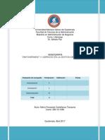 Monografia MFC Liderazgo