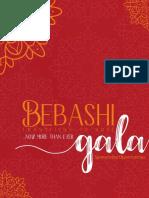 Bebashi Now More Than Ever Gala