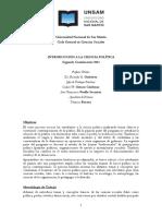 PROGRAMA Introducción a la Ciencia Política 2013