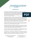 Definicion de Usos Alternativos y Sostenibles