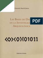 Las Bases de Datos en La Investigacion Arqueologica