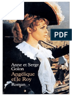 Anne Golon Angelica Si Regele Soare