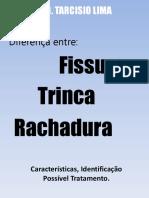 Carcteristicas e Tratamentos Patologias Da Construção