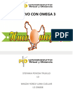Presentacion Proyecto Omega 3