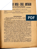 Revista de Ciencia Rosacruz 1942-16 [v. El Baño]