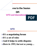 WTO Latest